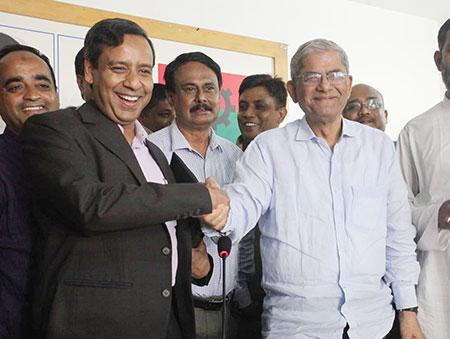 পটুয়াখালী-৩ আসনে ছাড়পত্র পেলেন রনি:'জীবনের শেষ দিন পর্যন্ত বিএনপিতেই থাকব'