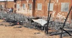 নাইজারে শ্রেণিকক্ষেই পুড়ে ২০ শিশুর মর্মান্তিক মৃত্যু
