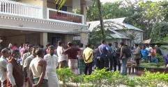 এমপি-সচিব দ্বন্দ্ব: গ্রামের বাড়িতে অবরুদ্ধ স্বাস্থ্য সচিব