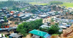 কুতুপালং রোহিঙ্গা ক্যাম্পে আধিপত্য নিয়ে দুই গ্রুপের সংঘর্ষ:নিহত ৪