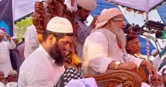 মুসলামানদের রক্তে রঞ্জিত মোদির হাত: দিরাইয়ে আল্লামা বাবুনগরী