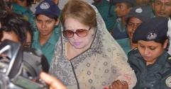 কুমিল্লার আদালতে খালেদা জিয়ার বিরুদ্ধে চার্জ গঠন ৩১ মার্চ