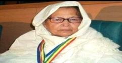 র্যাবের ডিজি`র মাতার ইন্তেকাল,দরগা প্রাঙ্গনে জানাজা সম্পন্ন