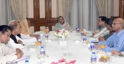 বিল্ডিং কোড মেনেই ভবন নির্মাণ করতে হবে: প্রধানমন্ত্রী