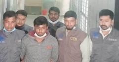 দিরাইগামী বাসে কলেজছাত্রীকে ধর্ষণচেষ্টাকারী ড্রাইভার রিমান্ডে